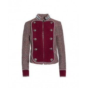 Chaqueta Pechera Lisa - HIGHLY PREPPY