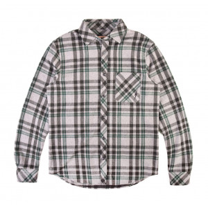 Camisa Owl Flannel -...