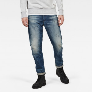 Jeans Type C 3D Straight...